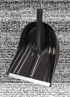 Pelle en plastique renforcé avec raidisseurs, 41x33 cm