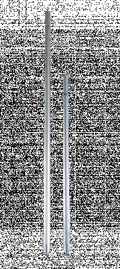 Piquet de terre en fer longueur 150cm