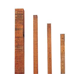 Piquet Insultimber (FSC®) 3,8x2,6cm - 1,10m