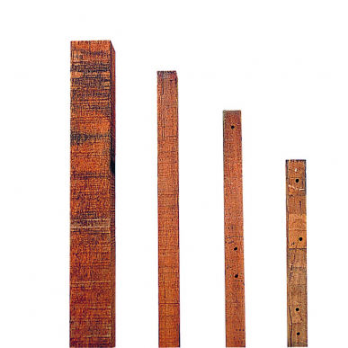 Piquet Insultimber (FSC®) 3,8x3,8cm - 1,50m