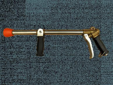 Pistolet de pulvérisation court