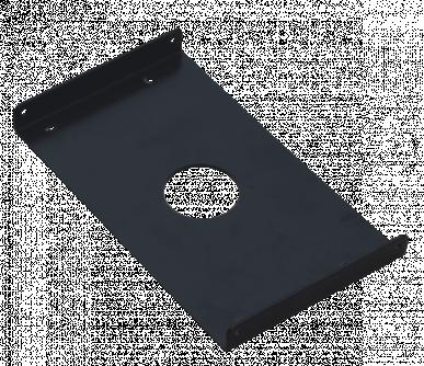 Plaque de fixation pour panneau solaire déstiné aux famer AN1000 (réf. 10855) et ranger AN3000 (réf. 10854)