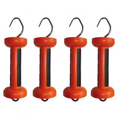 Torgriff Soft Touch Orange Standard 4er Pack (4)