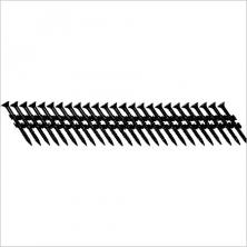 Pointes 34° 2.8 x 38 FasCoat Noir