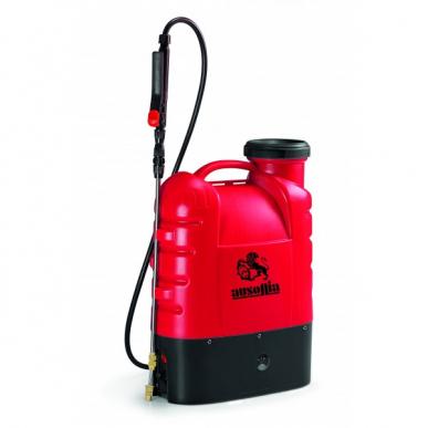 Pulvérisateur pompe électrique sac à dos 16 litres avec batterie 12 v/10 ah