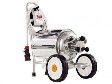 Pompe centrifuge Lattea 200 HP0,35 Triphasé