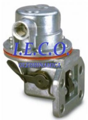 Pompe d'alimentation pour tracteurs Fiat CNH