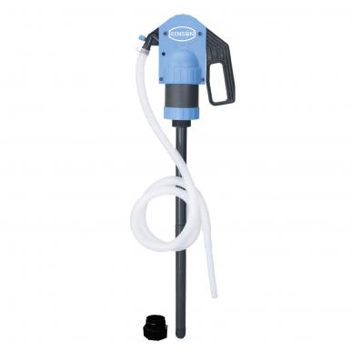 Pompe à levier polyéthylène pour fûts