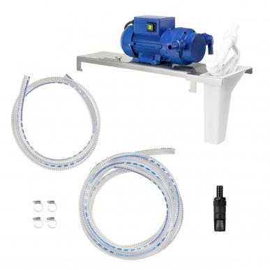 Set pompe AdBlue / urée EMP 35 L/min - Pistolet manuel - Montage sur fûts