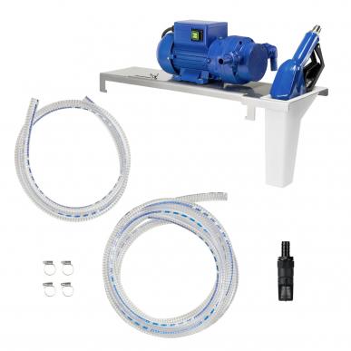 Set pompe AdBlue / urée EMP 35 L/min - Pistolet automatique - Montage sur fûts