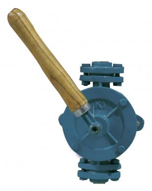 Pompe semi rotative n°2