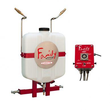 Pulvérisateur électrique porté - Distribution de microdoses