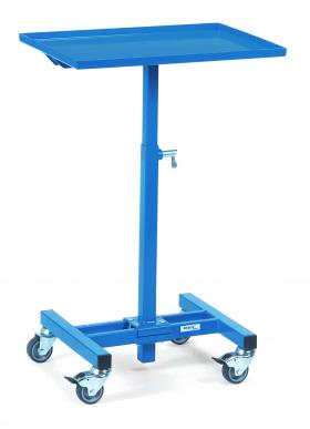 Pupitre d'atelier  Charge 150 kg - Bleu - Non inclinable