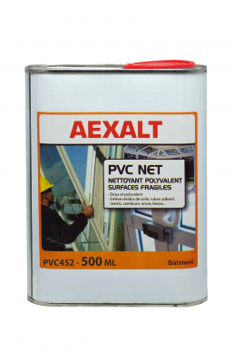Nettoyant surfaces fragiles PVC NET Bidon 500 mL