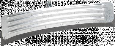Racloir COPNET, galvanisée