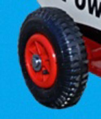 Radsatz luftbereift für PPR3000 - PPR3800
