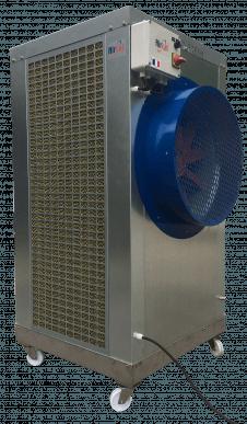 Mobiler adiabatischer Kühler- 15000m3/h