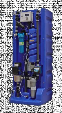 RainSafe - Purificateur d'eau non chimique
