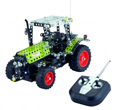 Tracteur Claas Arion 430 Télécommandé - Jeu de construction