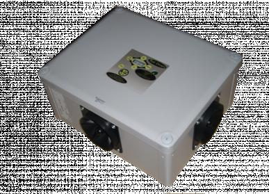 Répulsif électronique anti-rongeurs autonome RD2500