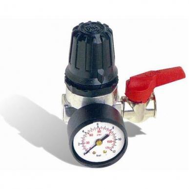Réducteur de pression avec manomètre