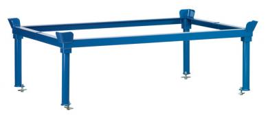 Rehausse palettes  Charge 1200kg - hauteur 140/422mm