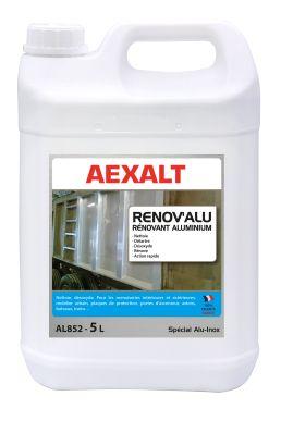 Rénovant aluminium RENOV'ALU Bidon 5 L