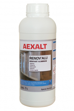 Rénovant aluminium RENOV'ALU Bidon 1 L