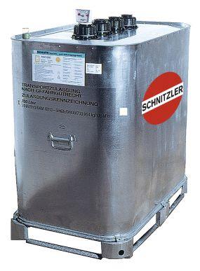 Réservoir de stockage et d'élimination 700-1000 litres