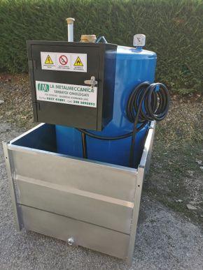 Serbatoio Gasolio Omologato LM 10 - 990 litri