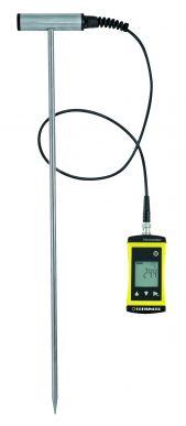 Robustes Boden- &  Kompost Thermometer SOILTEMP1700