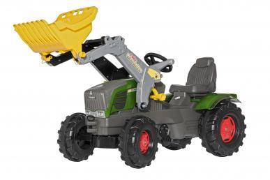 Tracteur Fendt 211 Vario avec chargeur rollyFarmTrac ROLLY TOYS