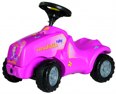 Tracteur RollyMinitrac Carabella ROLLY TOYS