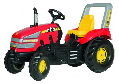 Tracteur à pédales RollyX-Trac Rolly Toys