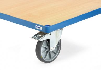 Roues de chariot à bandage   TPE-SD (Élastomère thermoplastique)
