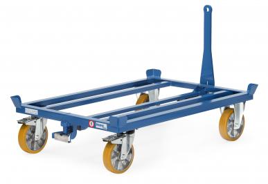 Rouleur de palettes  Pour convoi en train - Charge 100kg