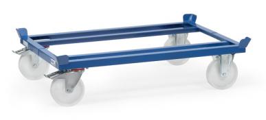 Rouleur de palettes  1050kg - Bleu