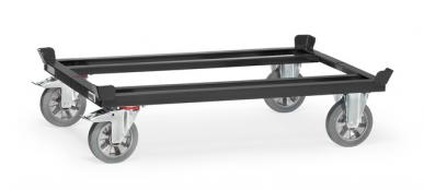 Rouleur de palettes  Charge 1200kg - Gris