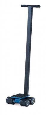 Rouleur pour charges lourdes  Charge 3t - Avec timon