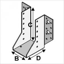 Sabots à ailes extérieures 2.0 et 2.5 mm