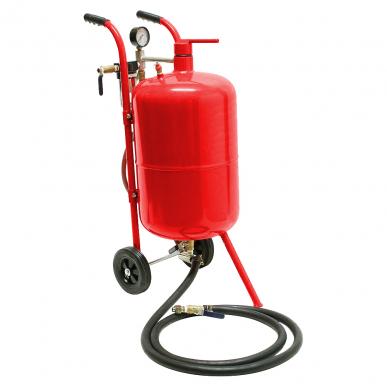 Sableuse 37,5 Liter