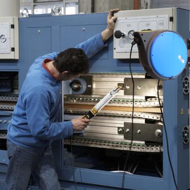 Enrouleur automatique de tuyau 15 bar AML 100