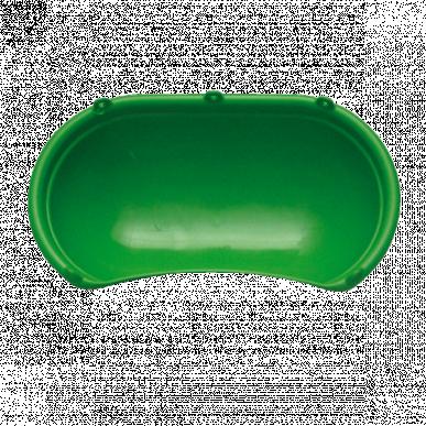 Semoir avec harnais 62 x 39cm 20 litres plastique vert