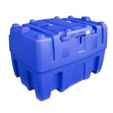 Réservoir transportable Urée TECH TANK BLUE TOP