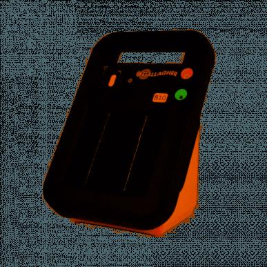 Electrificateur solaire Modèle S10 avec batterie (6V - 0,10 J)