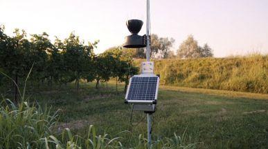 Sistema di supporto decisionale DSS Irrigazione Vigneto e Frutteto
