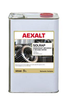 Dégraissant à séchage rapide SOLRAP Bidon 5 L