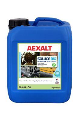 Dégrippant lubrifiant multi-fonctions 100% VÉGÉTAL SOLUCE BIO Bidon 5 L