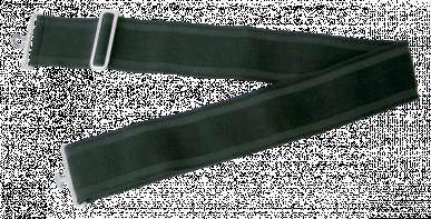 Sous-ventriére, elastique, noir, (1 pc)