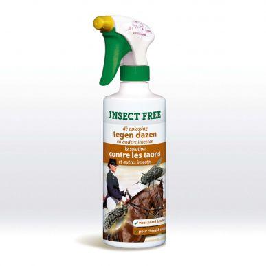 Spray gegen Bremsen und Insekten